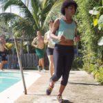 retraite voyage yoga entrainement republique dominicaine juillet 2017