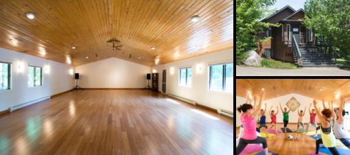 salle-du-gong-retraite yoga saint lucie laurentides mai 2017