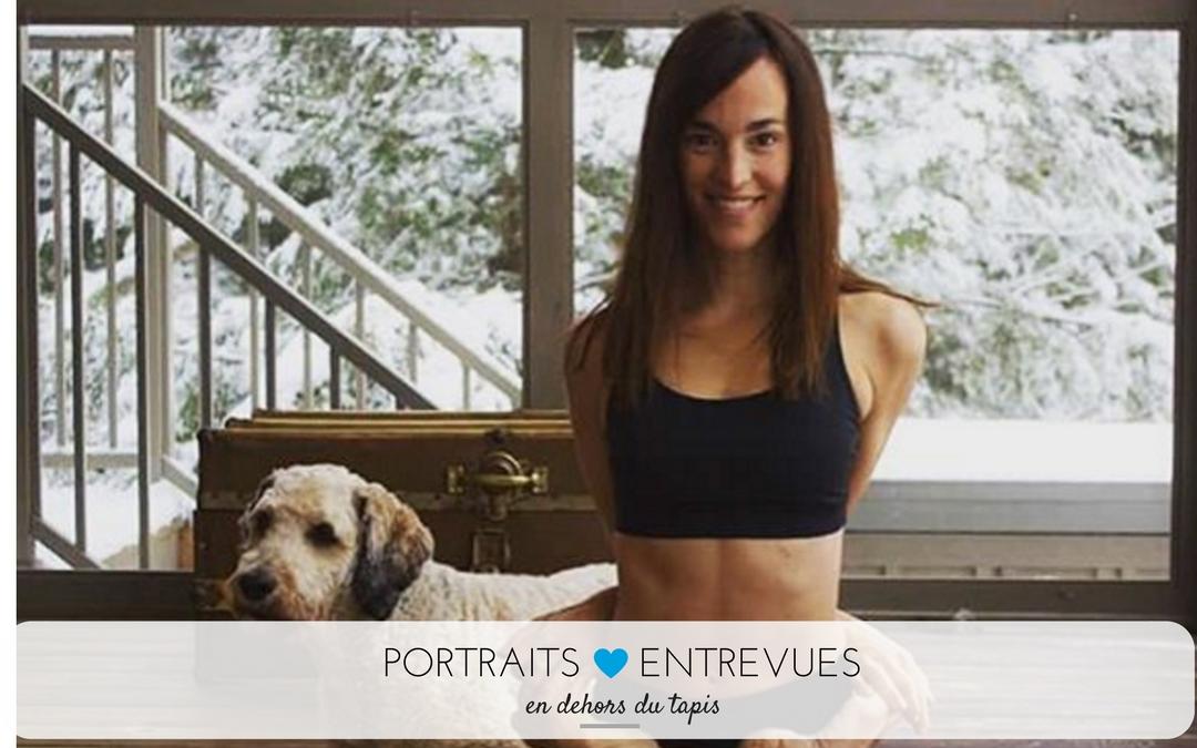 Entrevue avec Hélène Bélanger-Martin