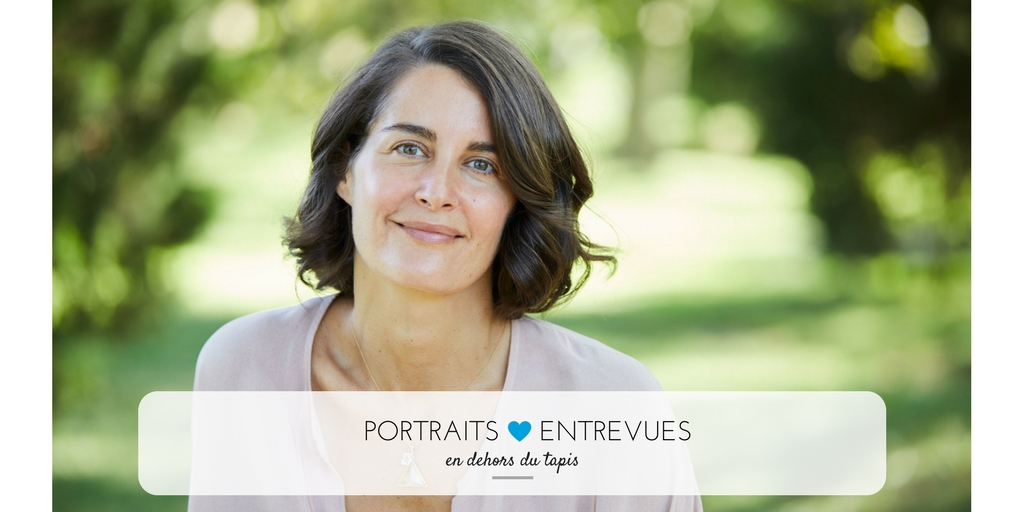 Entrevue avec Elena Brower