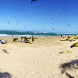 plage kite surf retraite yoga republique dominicaine 2017