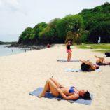 plage2 retraite yoga saint martin idolem mars 2017