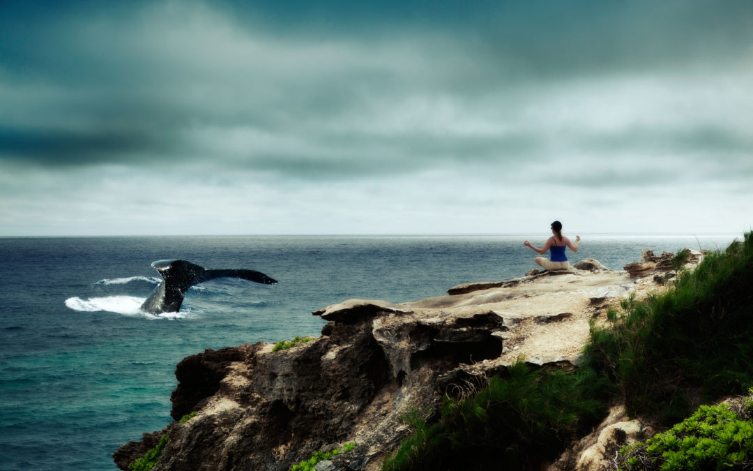 5 endroits inusités où faire du yoga