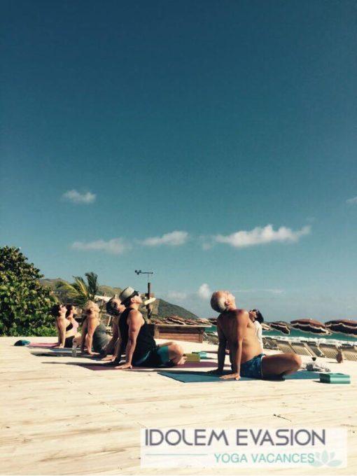 plage 3 retraite yoga saint martin idolem mars 2017