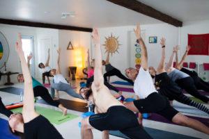 salle de cours_cure de jus retraite yoga ripon 2017