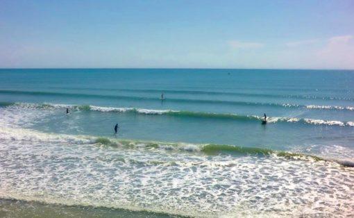 plage sup retraite voyage floride avril 2017