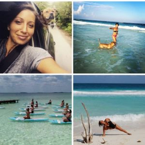 Eva REd top 5 instagram retraite de yoga