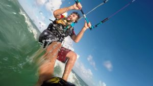 Nik - Kitesurf à Cabarete-retraite yoga surf kitesurf