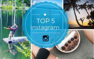 top 5 instagram quebecois retraite de yoga