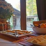buffet-matin-espace prana retraite yoga rawdon juin 2017