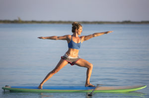 Yoga Stand Up Paddle Board
