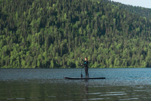 sup stand up paddle board blogue