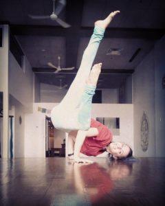 Mahault Albarracin retraite yoga laurentides