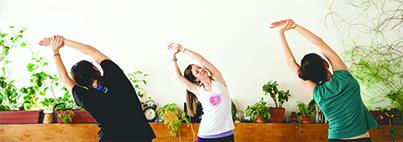 retraite yoga mont tremblant laurentides