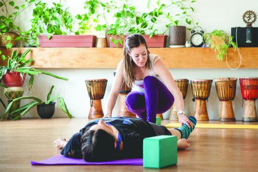week-end yoga nature tremblant septembre 2017 retraite