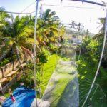 hotel retraite yoga cirque republique dominicaine septembre 2017
