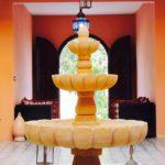 fontaine maroc septembre retraite yoga meditation