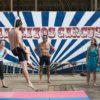 professeurs retraite yoga cirque republique dominicaine septembre 2017