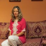 femme maroc septembre retraite yoga meditation