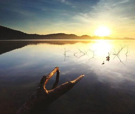 lac_coucher_soleil_retraite_nouvelle_lune