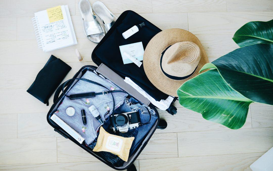 Retraite de yoga: les incontournables à mettre dans sa valise!