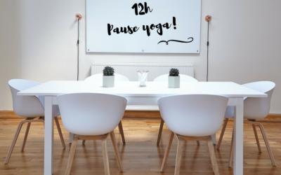 3 bonnes raisons de faire son yoga au travail!