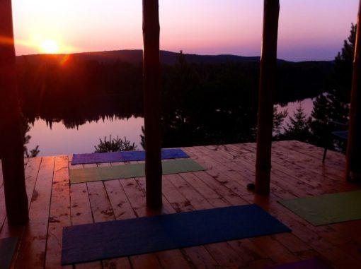 retraite_yoga_hautes_laurentides_coucher_soleil