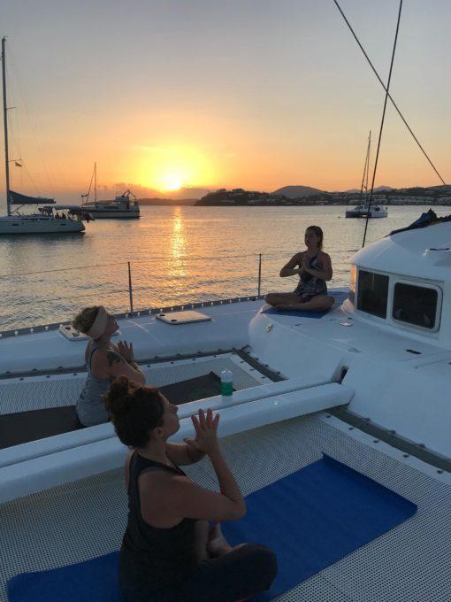 retraite_yoga_sup_st_martin_novembre_2018_bateau