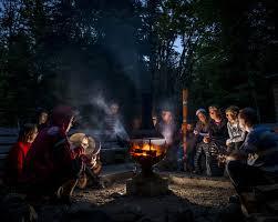 retraite_yoga_mont_mégantic_novembre_2019_feu_camp