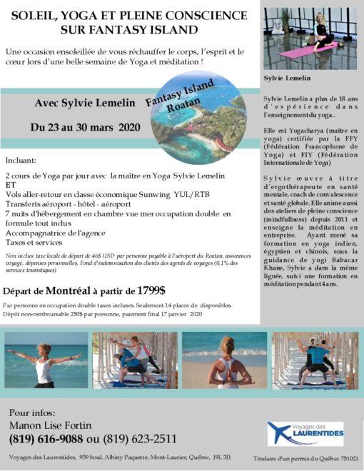 retraites_yoga_roatan_mars_2020_affiche_fantasy_island