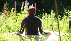 retraite_yoga_lac_brome_mai_2020_méditation_forêt