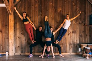 Retraites de Yoga | WETREAT